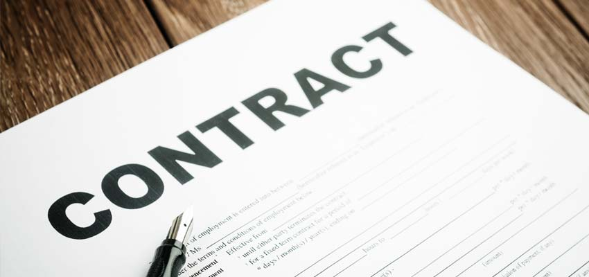 Contract Finance
